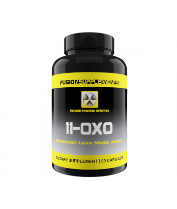FUSION SUPPLEMENTS 11-OXO...
