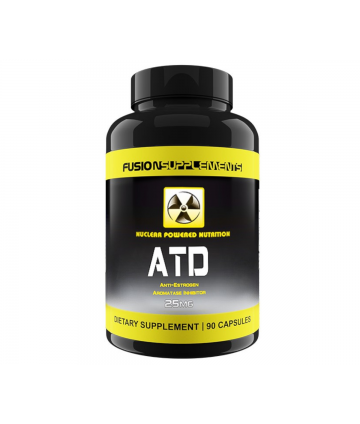 FUSION SUPPLEMENTS ATD 25MG...